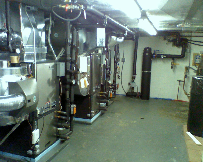 Geothermal Installation CT