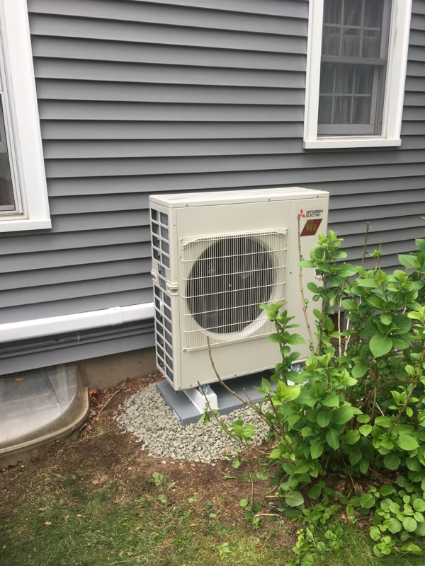 Solar Hot Water Installation CT